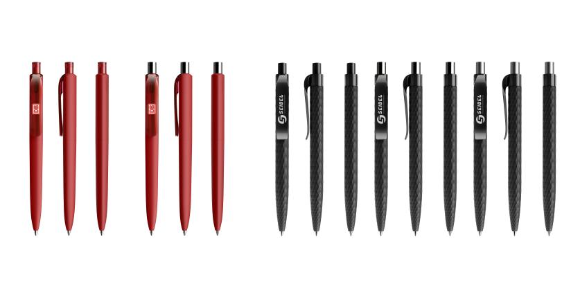 Personalisierte Schreibgeräte, Stifte von Prodir.